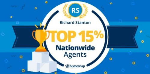 Home snap top 15% of agents